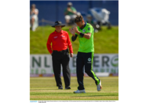 Cricket Ireland: Mark Adair on memories of Stormont as Ireland prepares for T20I test against South Africa
