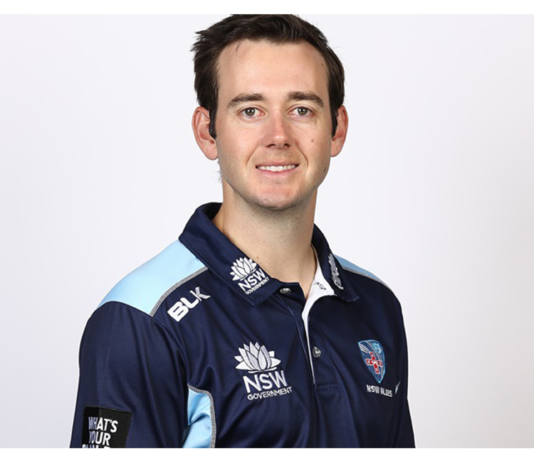 Cricket NSW: Patterson to take Shield reins for Blues