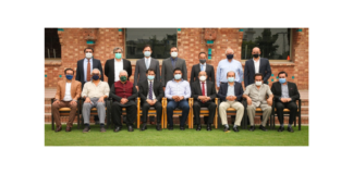 First Boards of CA and PCB hold constructive meeting
