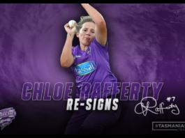 Hobart Hurricanes: Rafferty returns for WBBL 07