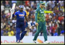 SLC: South Africa tour of Sri Lanka 2021 | Match Fixture