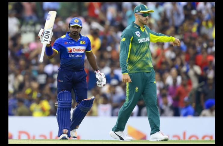SLC: South Africa tour of Sri Lanka 2021   Match Fixture