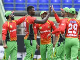 The Hero CPL T20 live chat app
