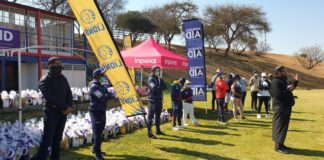 Central Gauteng Lions and Ashraful Aid give back