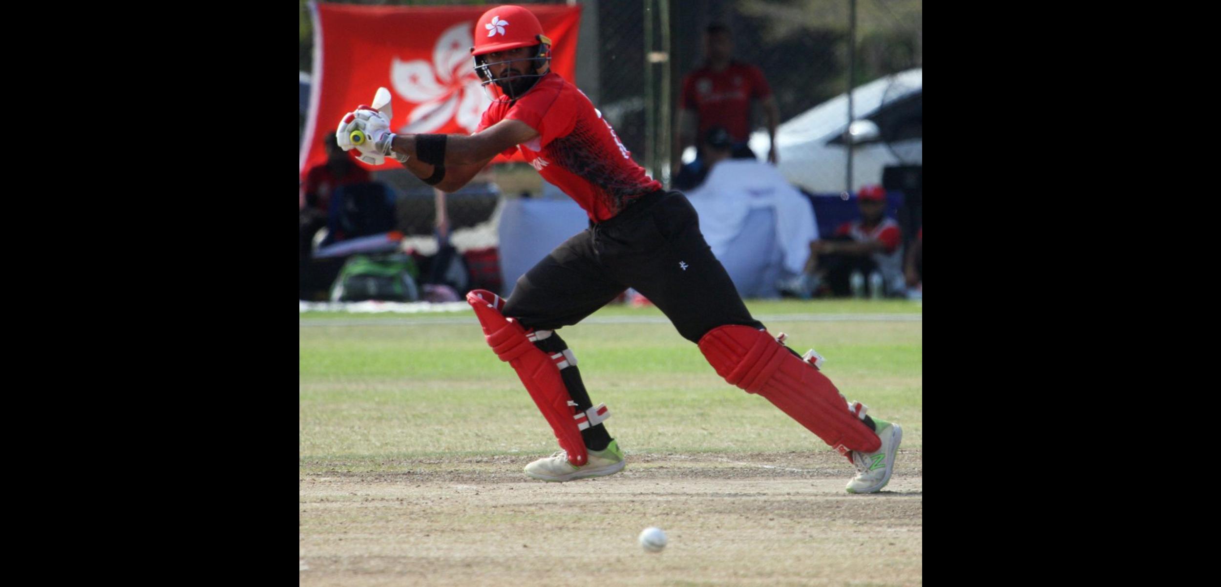 Cricket Hong Kong announces Nizakat Khan as the Hong Kong Men's captain