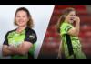 Sydney Thunder pair picked in Aussie Women's squad