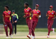CWI: Coach Nurse sees growth as Rising Stars U19s return home from England tour