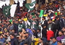 PCB: Fans welcome Black Caps on their visit to Pakistan after 18 years