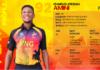 Cricket PNG: Charles Jordan (CJ) Amini | All-rounder batsman