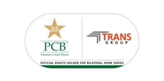 PCB and TransGroup International to partner for bilateral home series