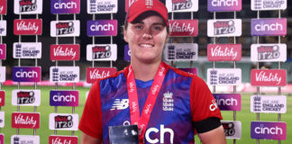 PCA: Sciver is the Vitality Women's IT20 Player of the Summer