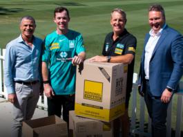 Brisbane Heat: National Storage re-sign