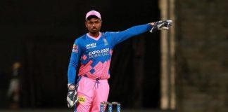 IPL: Sanju Samson fined for slow over-rate