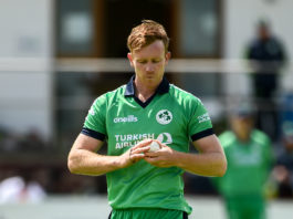 Cricket Ireland: Shane Getkate to replace Curtis Campher in Ireland's World Cup Super League squad