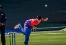 Netravalkar and Lamichhane move up in MRF Tyres ICC Men's ODI Player Rankings