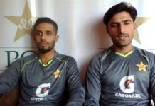 PCB: Haris and Wasim all set to unleash their talent