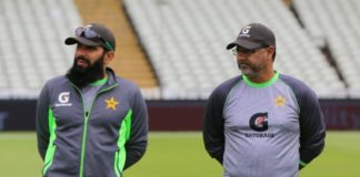 PCB: Misbah and Waqar step down from coaching roles
