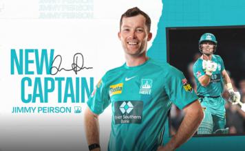 Brisbane Heat greet new leader