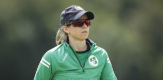 Cricket Ireland's Eimear Richardson named ICC Player of the Month