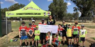 Sydney Thunder: Homeworld wants to help YOUR club!