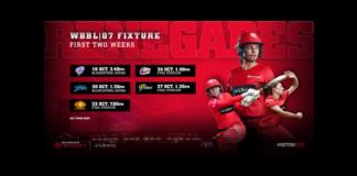 Melbourne Renegades headed to Tasmania to start WBBL|07