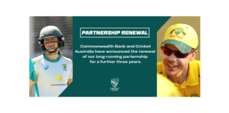 Commonwealth Bank extends long-running partnership with Cricket Australia to elevate the game at all levels