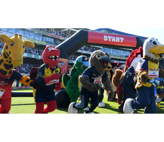 PCA: Mascot Race headlines Finals Day in support of Trust