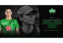 Melbourne Stars: Maia Bouchier signs for the Stars
