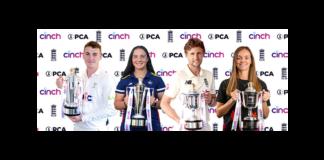 cinch PCA Award winners make history