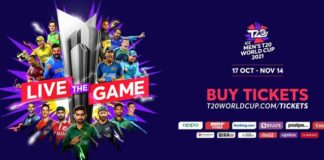 ICC Men's T20 World Cup 2021 opens the door to fans as tickets go on sale