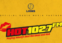 HOT 1027 is the new official radio media partner of Central Gauteng Lions Cricket
