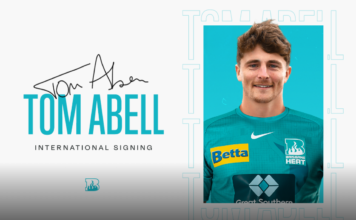Brisbane Heat add Abell for BBL