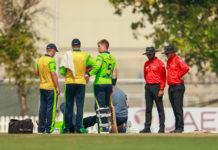 Cricket Ireland: Update on Andrew Balbirnie's injury