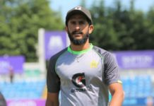 PCB: Hasan Ali ready to spearhead Pakistan's pace attack