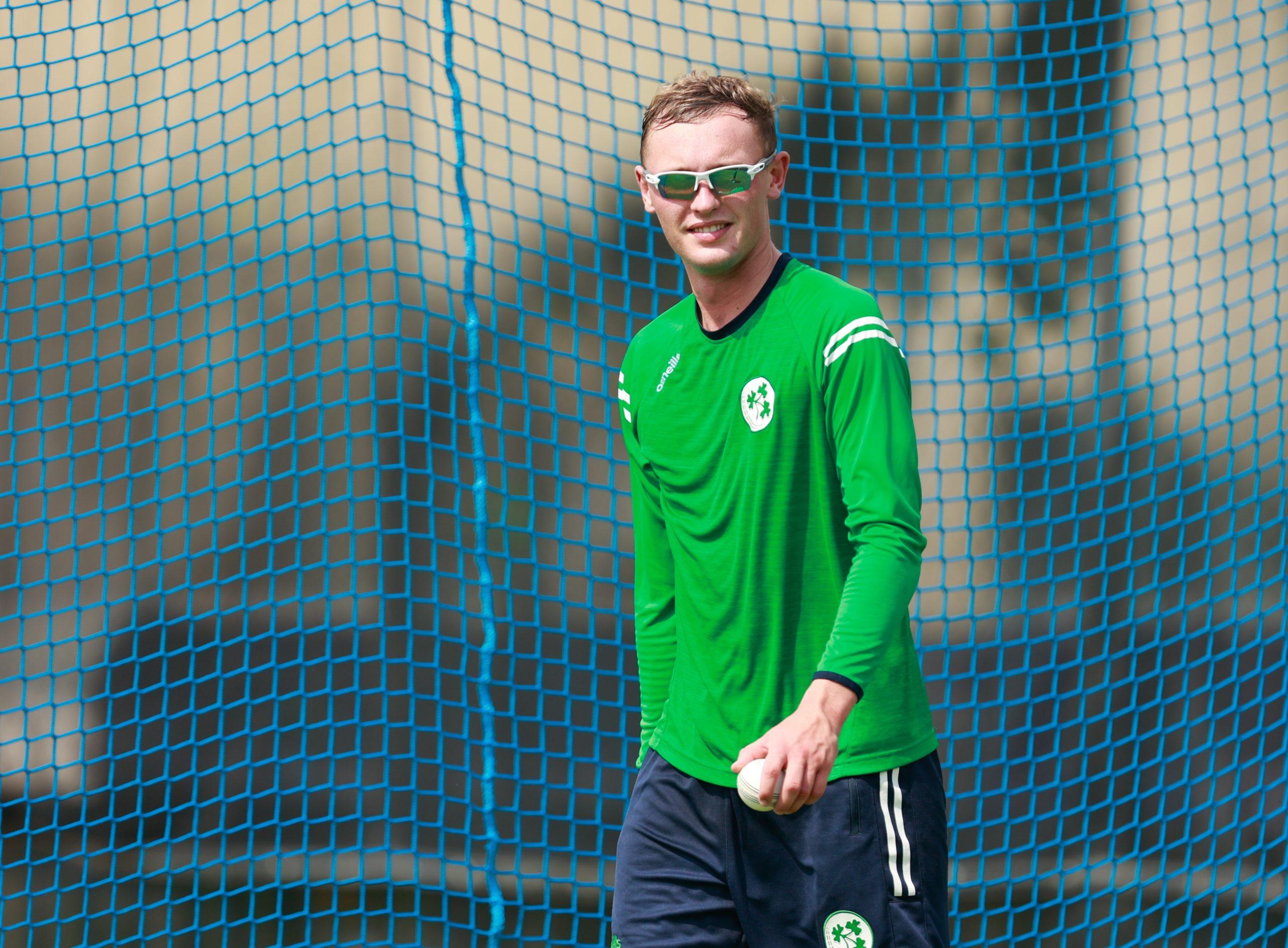 Cricket Ireland: Ben White relishing cricket life ahead of Men's T20 World Cup