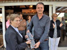 KNCB says goodbye to Ingrid van der Elst