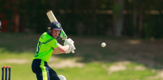 Cricket Ireland: Harry Tector reflects on first warm-up match ahead of Men's T20 World Cup