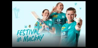 Brisbane Heat: More WBBL for Mackay