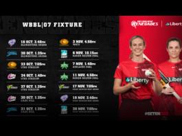 Melbourne Renegades: Fixture changes confirmed for WBBL|07