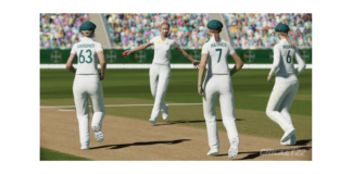 Cricket Australia: Cricket 22 - The Official Game of The Ashes to hit shelves this November