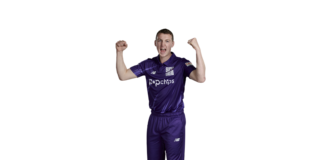 Hobart Hurricanes: Up-and-coming English star to make Big Bash debut in purple