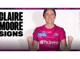 Sydney Sixers: Moore to replace injured teen