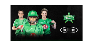 Melbourne Stars cooking up success with Belling