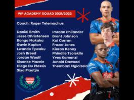 WPCA confirm coaching setup, academy squad