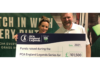 Over £100k raised by PCA England Legends programme