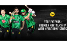 Melbourne Stars: Yale locked in for more Big Bash