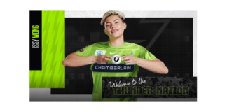 Sydney Thunder: Issy Wong joins the Thunder Nation