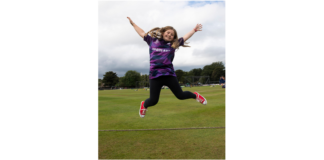 Cricket Scotland launches exciting new shirt design for T20 World Cup Shirt