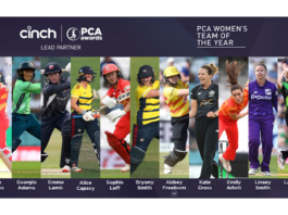First ever PCA Women's Team of the Year announced