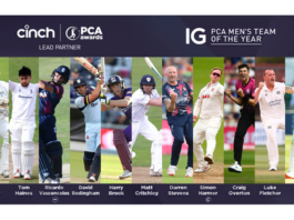 IG PCA Men's Team of the Year 2021